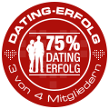 Siegel Dating Erfolg