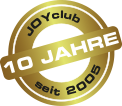 Siegel 10 Jahre Joyclub