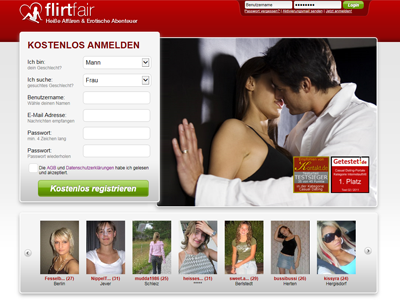 Flirtfair Test und Erfahrung