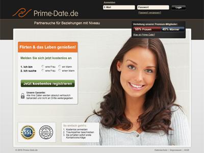 Prime-Date Test und Erfahrung